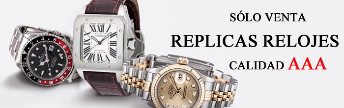 relojes suizos replica